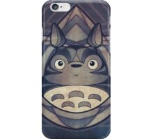 My Neighbour the Forest Spirit of Stone iPhone Case/Skin
