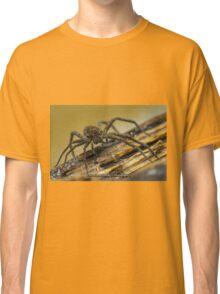 Big Wild Wolf Spider Classic T-Shirt