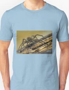 Big Wild Wolf Spider Unisex T-Shirt