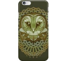 The Forest Owling iPhone Case/Skin