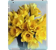 Mini Daffodil Delight iPad Case/Skin