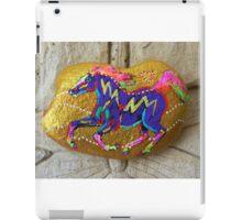 Rock 'N' Ponies - GOLD RUSH PONY iPad Case/Skin