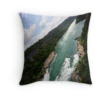 Niagara Falls 8 Throw Pillow