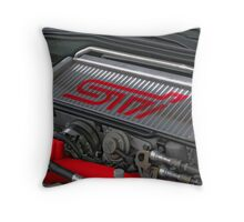 STI Throw Pillow