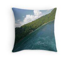 Niagara Falls 9 Throw Pillow