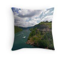 Niagara Falls 10 Throw Pillow