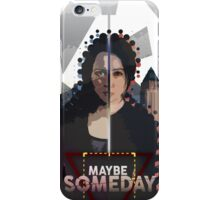 Person of Interest - Maybe Someday (Shaw&Root) iPhone Case/Skin