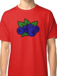 Blueberry Classic T-Shirt