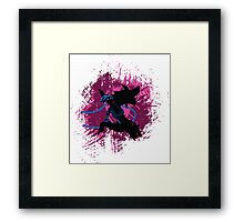 Jinx the Loose Cannon Framed Print
