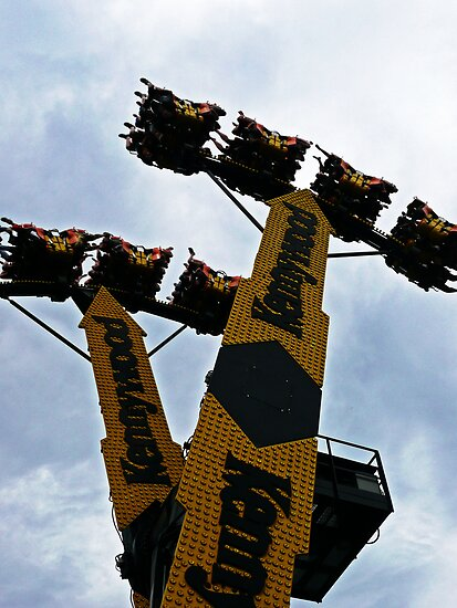 Follow the Yellow Arrows to Kennywood by Victoria DeMore
