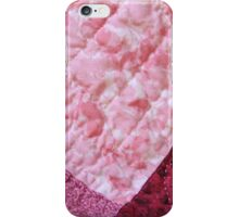 Quilted Flowers iPhone Case/Skin
