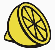 Yellow lemon Kids Clothes