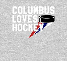 Columbus Loves Hockey Unisex T-Shirt