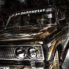 Avtotourist by Andre Bulyk