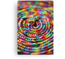 Loom bans.............. Canvas Print