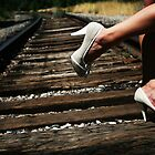 On the Wrong Side of the Tracks by Chloe Garfield