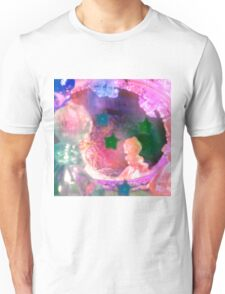 Little Crystal Girl Not of This World Unisex T-Shirt