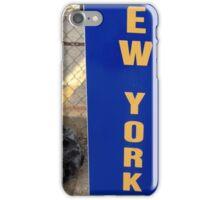 Ew York iPhone Case/Skin