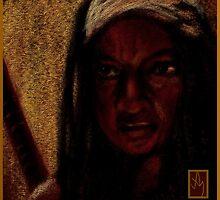 Michonne by Scott Meyer