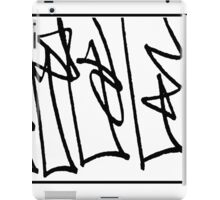 abstract drawing iPad Case/Skin