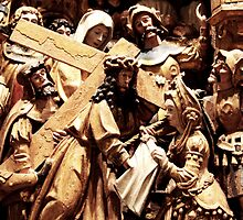 The Way of the Cross by Mishka Góra