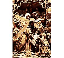 The Way of the Cross Photographic Print