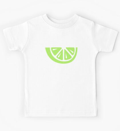 Lime slice Kids Tee