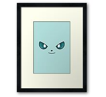 Glaceon Framed Print