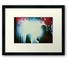 3977 Framed Print