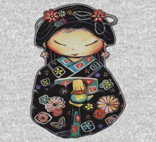 Little Multicolour Teapot Kids Clothes