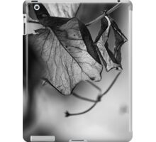 the things left unsaid iPad Case/Skin