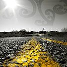 Winding Roads by Stephen Johns