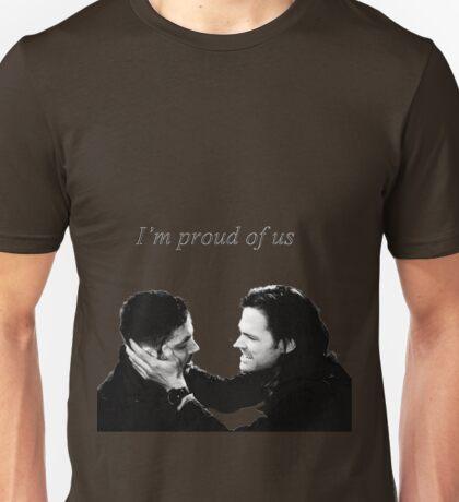 Dean's last words Unisex T-Shirt