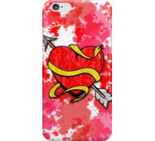 Heart and Arrow iPhone Case/Skin