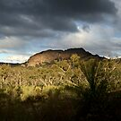 Mt. Stapylton by Andrew Cowell