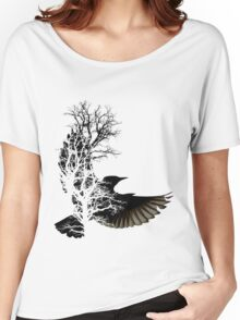 Shadows Women's Relaxed Fit T-Shirt