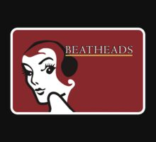 Beatheads (RedHeads Matches parody T) by boudidesign