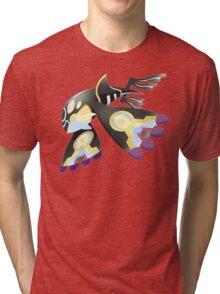 Shiny Primal Kyogre Tri-blend T-Shirt