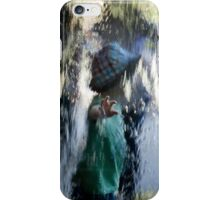 Reaching For The Wall of Water iPhone Case/Skin