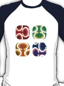 Retro elements T T-Shirt