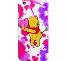 Pooh Bear Cupid Valentine iPhone Case/Skin
