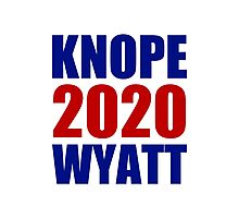 Knope Wyatt 2020 - Parks and Recreation Photographic Print