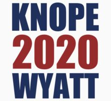 Knope Wyatt 2020 - Parks and Recreation by notisopse