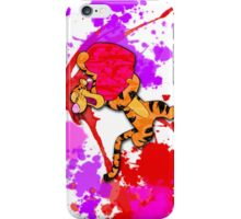 Valentine Tigger iPhone Case/Skin