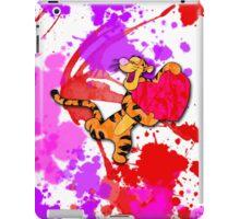 Valentine Tigger iPad Case/Skin