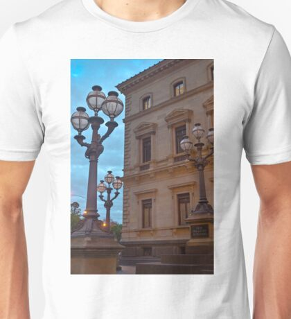 Melbourne Old Treasury Building Unisex T-Shirt