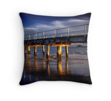 Afternoon Sun. Throw Pillow
