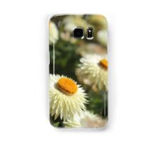 Paper daisies kind of day  Samsung Galaxy Case/Skin