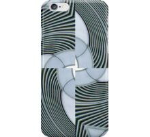 Whirly Gig Abstract iPhone Case/Skin