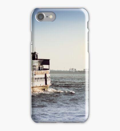 Liberty Island Ferry iPhone Case/Skin